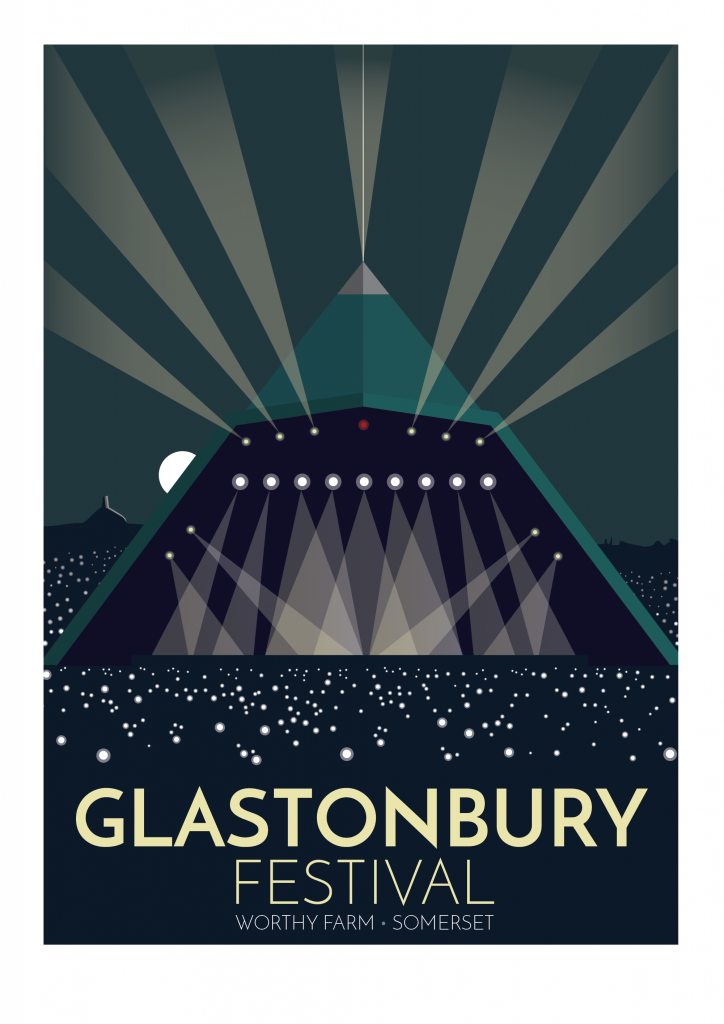 Glastonbury print goes A1-thumbnail