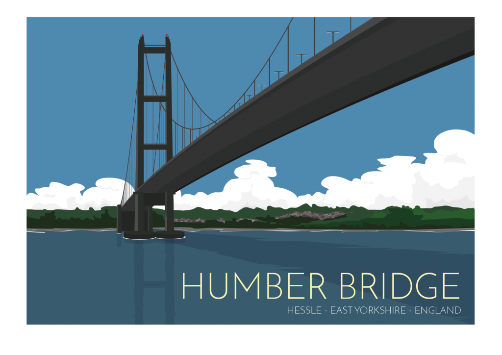 Humber Bridge – Hessle – East Yorkshire-thumbnail