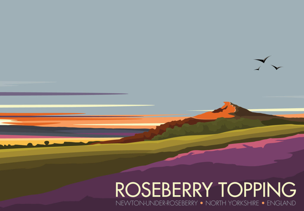 Roseberry Topping – North Yorkshire-thumbnail