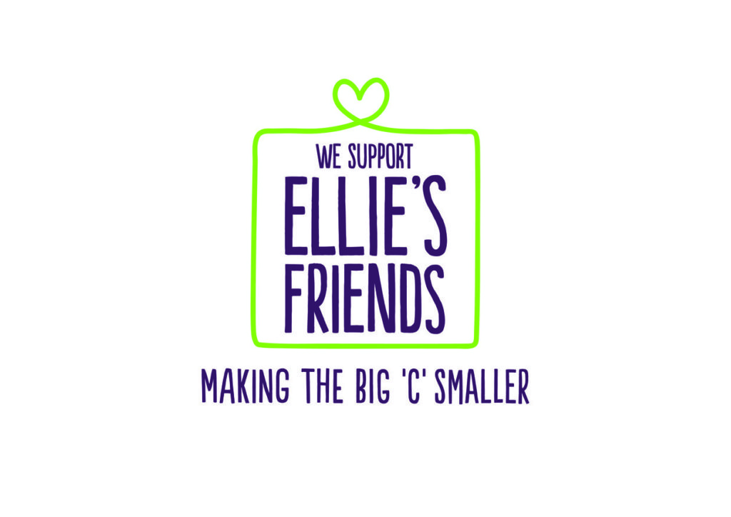 Proud to be supporting 'Ellie's Friends'-thumbnail