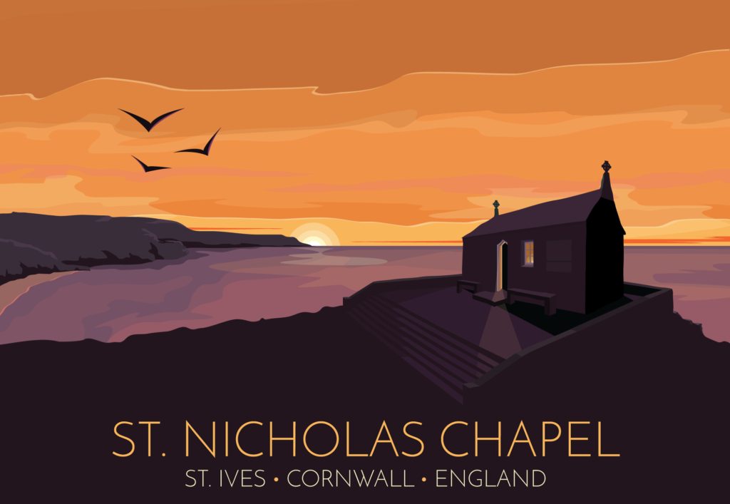 St Nicholas Chapel – St Ives – Cornwall-thumbnail