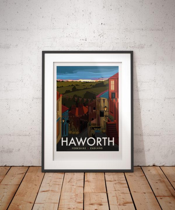 Haworth High Street