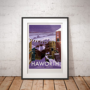 Haworth Snow