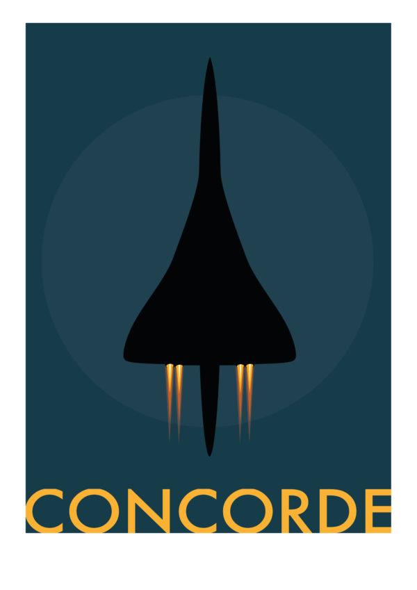 Concorde afterburner