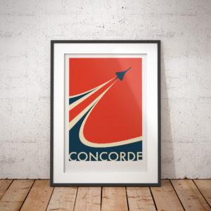 Concorde Union Jack