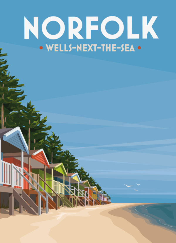 Wells-Next-The-Sea Norfolk