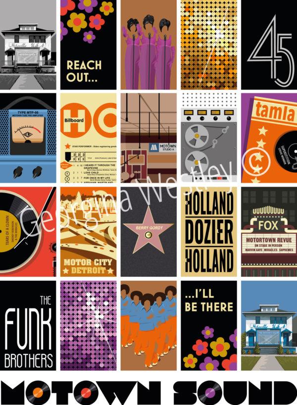 Motown Sound print
